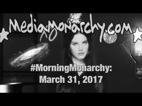 Lust for Life & Audio Analysis on #MorningMonarchy: #March31