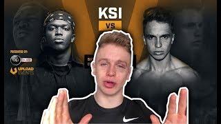 KSI vs Joe Weller – Copper Box Arena February 3rd 2018 REACTION *JOE WELLER RESPONSE*