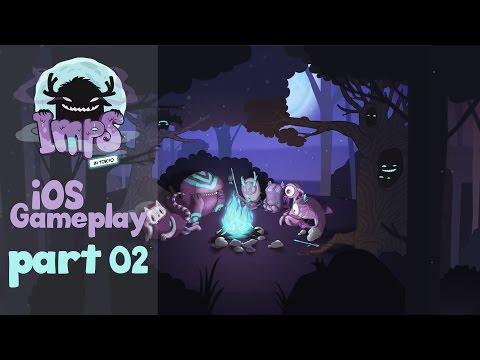 Imps in Tokyo iOS Gameplay Walkthrough - Part 2