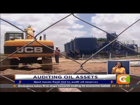 Gov't issues fresh bid to audit oil reserves