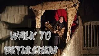 Walk to Bethlehem, Hudson