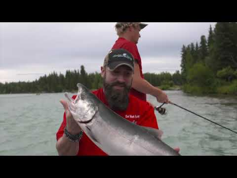 Alaskan Fishing Adventures - Anglers Lodge Overview