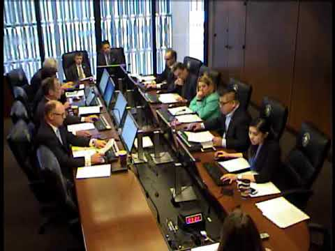 Executive Policy Committee - 2018 05 15