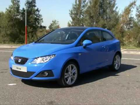 seat ibiza sport coupe 1 6 informe youtube. Black Bedroom Furniture Sets. Home Design Ideas