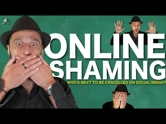 Online Shaming : who's next to be cancelled or deplatformed on Social Media?