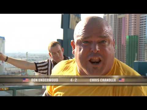 Arm Wars | Armwrestling | Don Underwood USA v Chris Chandler USA