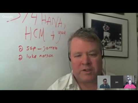 SAP HCM and S/4HANA - raising the post Sapphire and ASUG questions