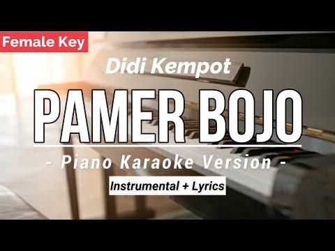 pamer-bojo---didi-kempot---karaoke-piano-(-female-key-)-cover