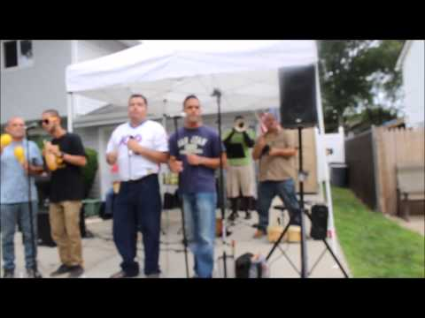 2nd Annual New Hope Gardens Block Party July 19, 2014 part 1