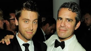 Lance Bass on Hooking Up with Andy Cohen: 'There Was No Andy D Going In My B'