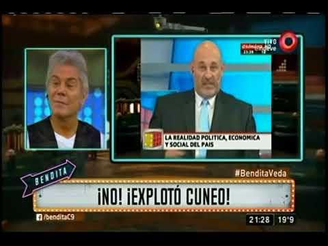 ¡No! ¡Explotó Cuneo!