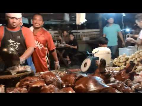 Iligan City Night Market & Plaza: Mindanao, Philippines