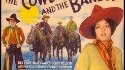 The Cowboy and The Bandit complete western movie full length