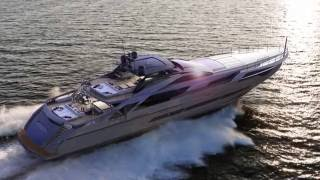 Luxury Yacht - Pershing 140 Project - 2016