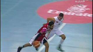 البطولة العربية للمنتخبات 22 : مصر ضد المغرب - الشوط الثاني (الجزء الاول)