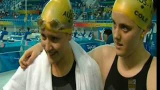 Ellie Cole- Paralympic Swimming 100m butterfly