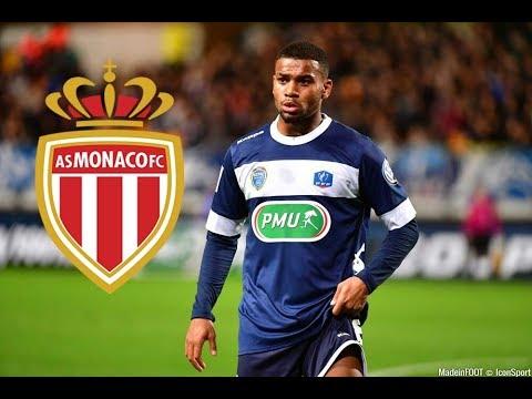 Samuel Grandsir - Welcome to AS Monaco - YouTube