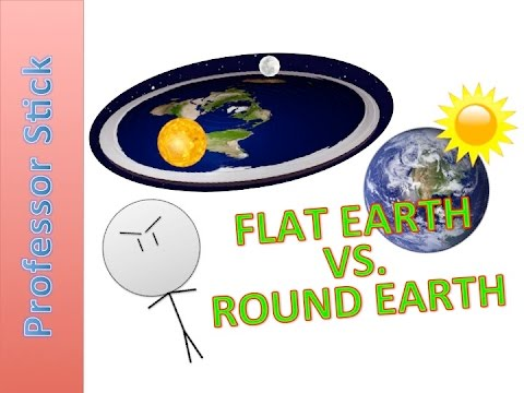 Flat Earth - THE MOST CRINGE CONSPIRACY THEORY EVER thumbnail