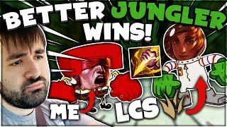 I Got Autofilled Versus an LCS Jungler! Voyboy