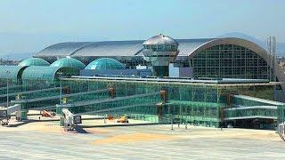 Аэропорт Измира (Adnan Menderes Airport). Начало приключения :)(В Краснодар! Бывали задержки при полетах, но так я еще ни разу не
