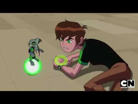 Ben 10 - Alien X vs Atomix vs Shock Rock