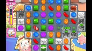 Candy Crush Saga Level 1555 (No booster, 3 Stars)