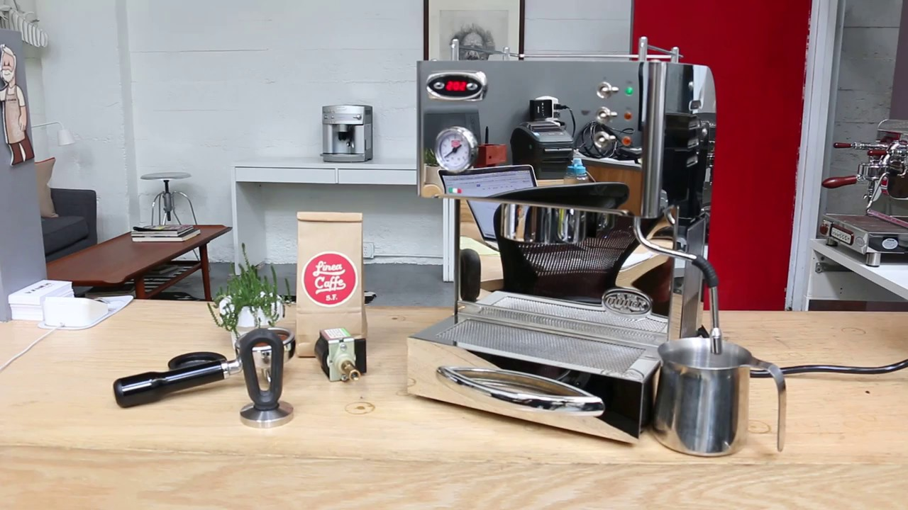quick mill silvano low pressure solved by replacing the pump 1151 youtube. Black Bedroom Furniture Sets. Home Design Ideas