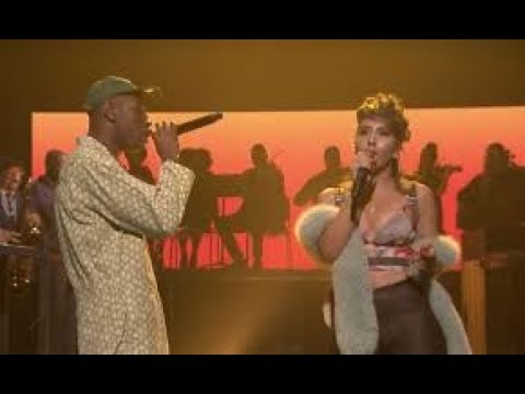 df4f964665d4 (FULL VIDEO)Tyler The Creator   Kali Uchis - See You Again Live On Jimmy  Fallon