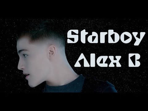 STARBOY - THE WEEKND | ALEX B. cover