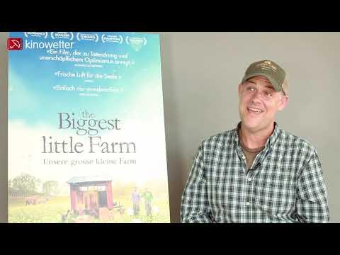 Interview John Chester THE BIGGEST LITTLE FARM