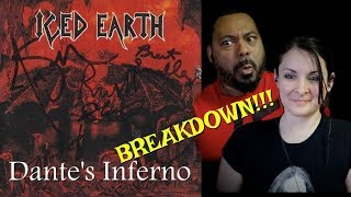 Iced Earth Dante's Inferno Reaction!!! MP3