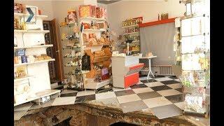 Продуктовый магазин провалился в подвал во Владикавказе