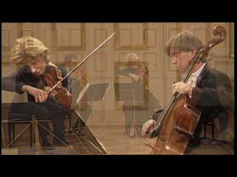 Hagen Quartet - Maurice Ravel - String Quartet in F - Très lent (3/4)