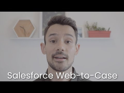 Salesforce Web-to-Case In Under 5 Minutes