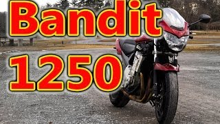 Regular Car Reviews: 2007 Suzuki Bandit 1250