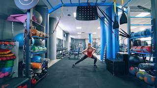 Тренировка для дома Тренировка ягодиц ног Боковые выпады