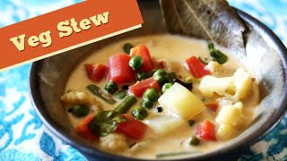 Veg Stew | Kerala Style Vegetable Stew | Divine Taste With Anushruti