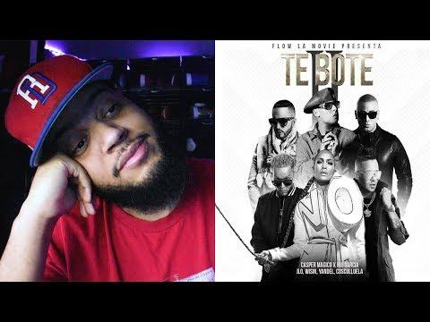 [Reaccion]Te Bote 2 Video Oficial – Casper, Nio Garcia, JLo, Wisin, Yandel & Cosculluela – JayCee!
