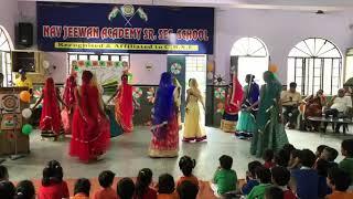 Rangilo Maro dhol na song dance gurup