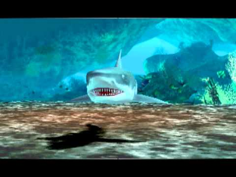 Fighting Layer [Arcade] - play as Shark