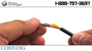 Corning 006E8P-31131-29 Freedm One Singlemode Plenum Fiber Cable