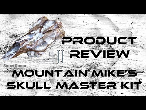 Product Review: Mountain Mikes Skull Master Kit