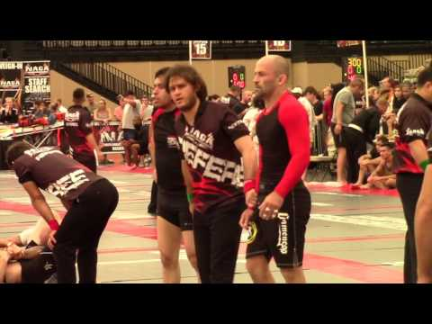 Will Martinez NAGA Black Belt Expert Division
