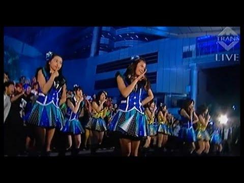 JKT48 - Baby!Baby!Baby! (Passionate ver.) @ YKS TRANSTV [13.09.07]