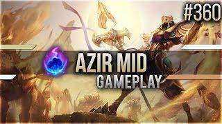Azir (Mid): Mongo le Dozo??? #360 [Lets Play] [League of Legends] [German / Deutsch]