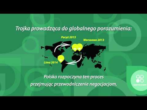 Warszawa - Lima - Paryż - #COP19
