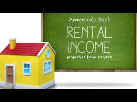 RENTAL INCOME PROPERTIES REAL ESTATE INVESTMENT