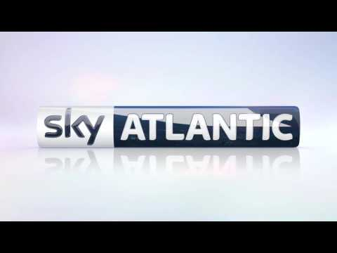 Sky Atlantic Channel Rebrand 2016 /