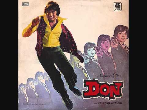 Kalyanji Anandji - Theme From Don