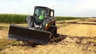 John Deere 333D Compact Track Loader West Side Tractor